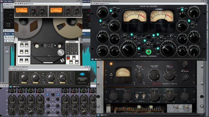 Toxity Studio Mastering Gears