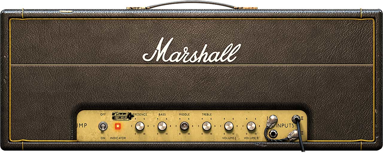 Marshall Plexi Superlead 1959