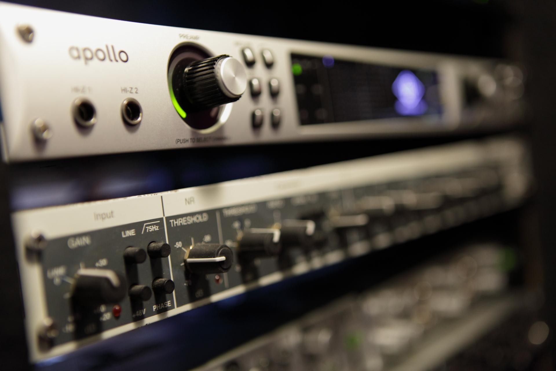 Toxity Studio Equipment